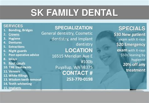 comfort dental puyallup a review of the top 10 dentists in puyallup wa