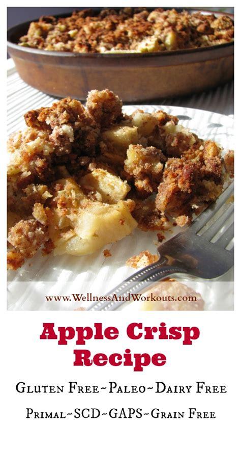 best apples for apple crisp recipe whole30 apple crisp