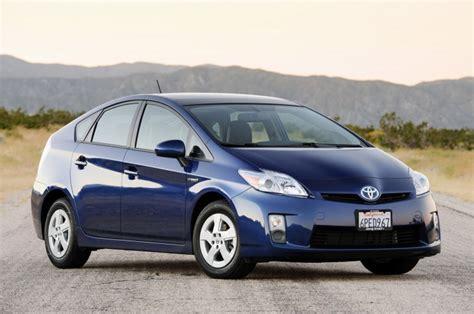 Toyota Hybrid Prius Fuel Consumption Toyota Prius Mpg Best Fuel Economy