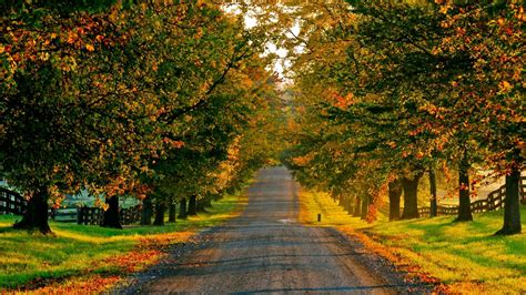 Car Wallpaper Desktops Screensavers For Fall by Countryside Wallpapers Wallpaper Cave