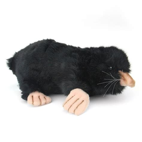 What Does Handcrafted - handcrafted 9 inch lifelike mole stuffed animal by hansa