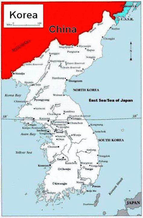 map usa to korea korea is now threatening the unite by leno