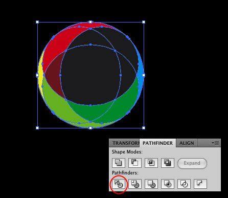 tutorial illustrator pathfinder illustrator quick tips 1 complex symbols with pathfinder