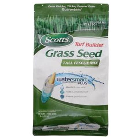 scotts turf builder 7 lb fescue mix grass seed 18346