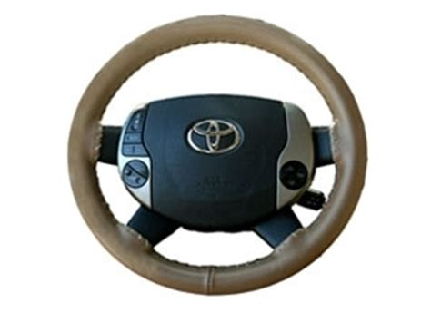Toyota Prius Steering Wheel Cover 2004 To2009 Toyota Prius Steering Wheel Cover