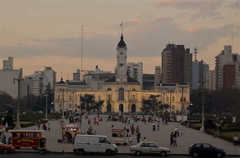 And The City The by La Plata City