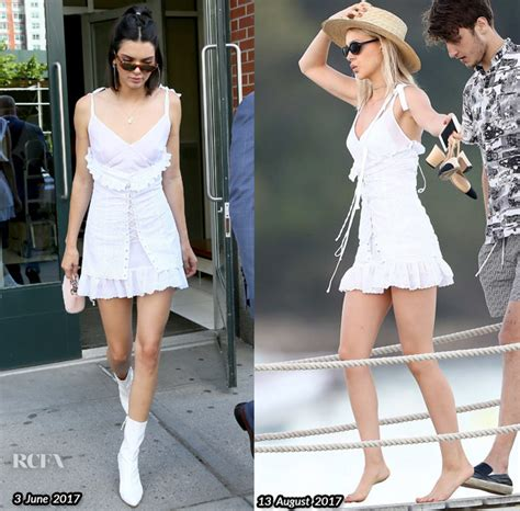 Who Wore It Better Carpet Style Awards 3 by Who Wore Better Kendall Jenner Or Nicola Peltz