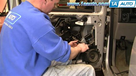 repair voice data communications 2006 chrysler sebring parking system service manual how to remove electric window from a 2003 lincoln blackwood how to install