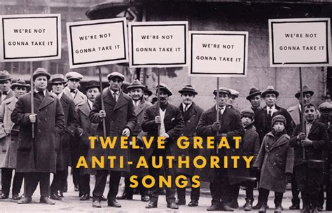 12 great anti authority songs chart attack