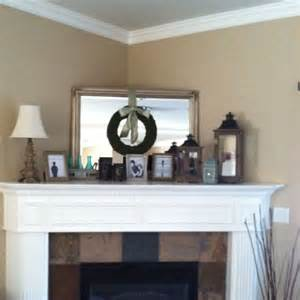 Corner Fireplace Decorating Ideas a time decorating my corner fireplace i pulled these ideas