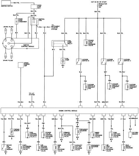 1986 honda accord engine diagram honda auto wiring diagram