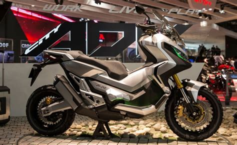 honda adventure scooter honda city adventure heading for production may be called