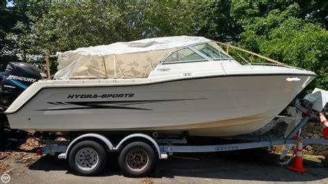 hydra sport boats for sale in ma hydra sports boats for sale in massachusetts boats