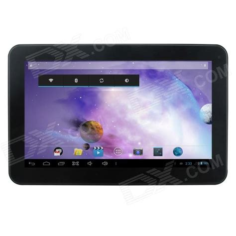Android Polytron Ram 1gb 10 quot android tablet pc w 1gb ram 8gb rom white black free shipping dealextreme