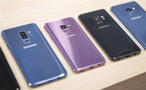 samsung galaxy s9 and s9 unveiled at mwc