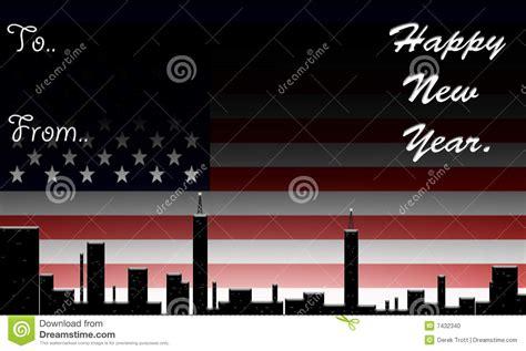 america happy new year stock photo image 7432340