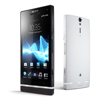 Sony As white sony xperia s a phones4u exclusive eurodroid