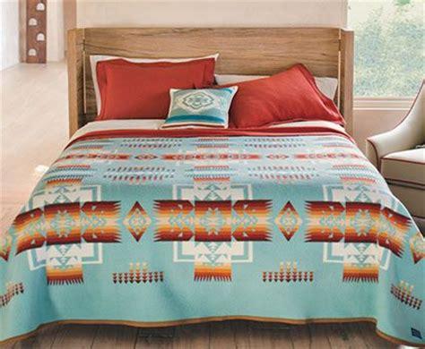 Pendleton Bedding Sets Pendleton Chief Joseph Bed Blanket Wool Blanket Bedding Collection Pendleton Chief Joseph
