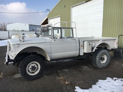 jeep kaiser 2017 vintage military 1967 kaiser jeep 1 1 4 ton m715 truck for