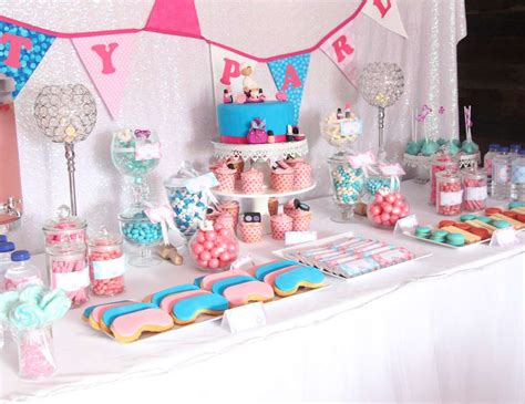 themed birthday parties for 11 year olds spa party birthday quot jade s 11th birthday spa party