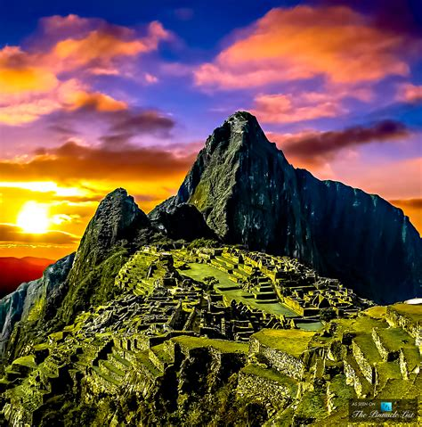 Feet To Meters by Machu Picchu The Awe Inspiring Citadel Of The Lost City