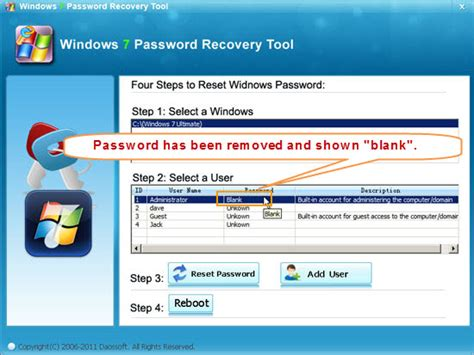 reset windows vista administrator password tool how to recover windows 7 administrator password