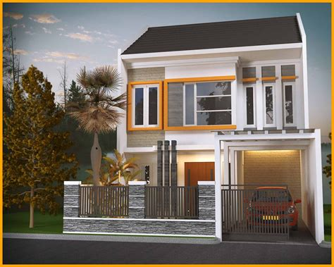 desain rumah sederhana terlihat mewah desain rumah minimalis terbaru