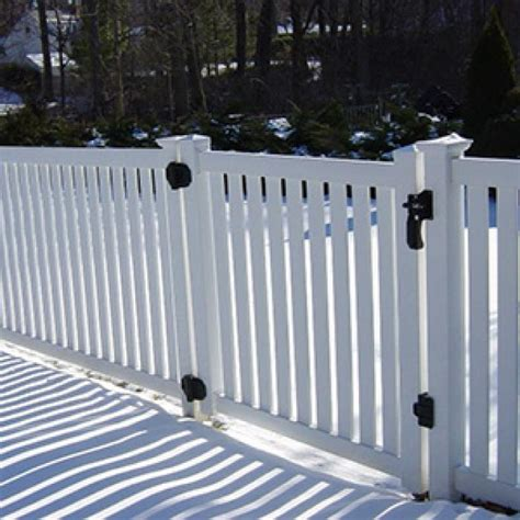 vinyl fence sections bel air semi privacy pool fence vinyl fence wholesaler