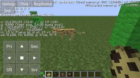 minecraft pc en android actualizado controles nuevos como pe - Minecraft Pc On Android