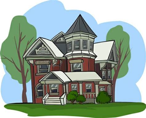 Artist House House Clip Art Free Images Free Clipart Images Clipartix