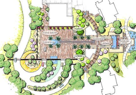 b design studio landscape architecture graphics