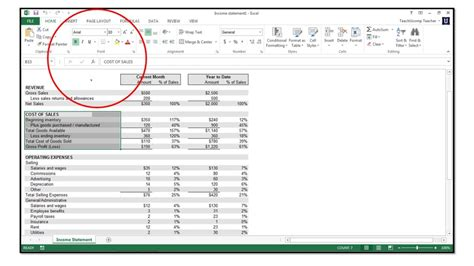layout in excel 2013 how to format cells in microsoft excel 2013 teachucomp inc