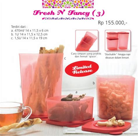 Tupperware Fresh N Fancy cibubur tupperware sale promo tupperware indonesia