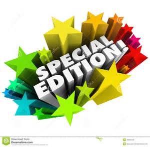 Special Edition Special Edition Words Starburst Limited Collectors Version