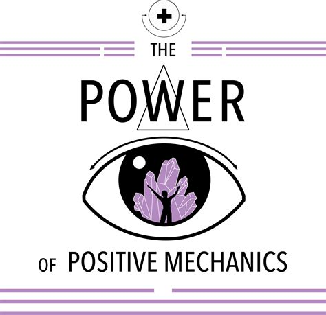 The Power Of Positive the power of positive mechanics on vimeo