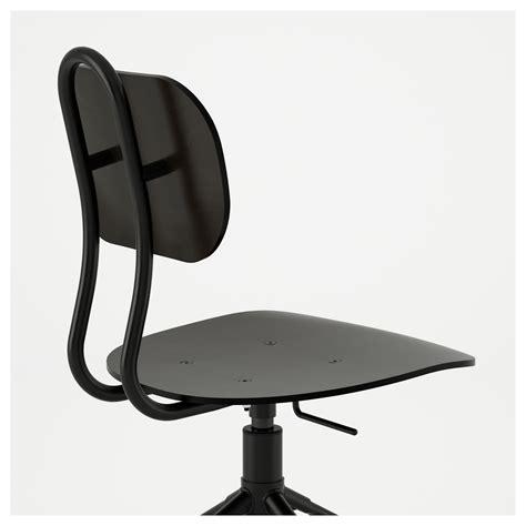 swivel chairs ikea kullaberg swivel chair black ikea