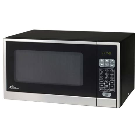 Best Buy Countertop Microwaves by Royal Sovereign 1 06 Cu Ft Countertop Microwave Rmw1000 30ss Black Stainless Steel Best