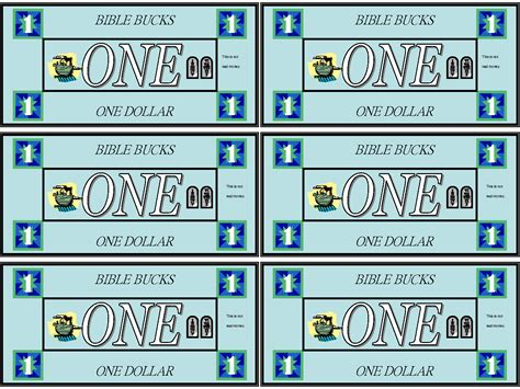 printable bible bucks bing images