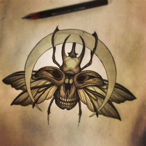 scarab beetle tattoo designs 25 best ideas about beetle on scarab