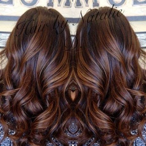 light brown hair with caramel highlights on african americans 17 best ideas about dark brown on pinterest long brown