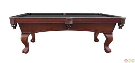 8 slate pool table 8 cherry furniture style slate pool table w claw