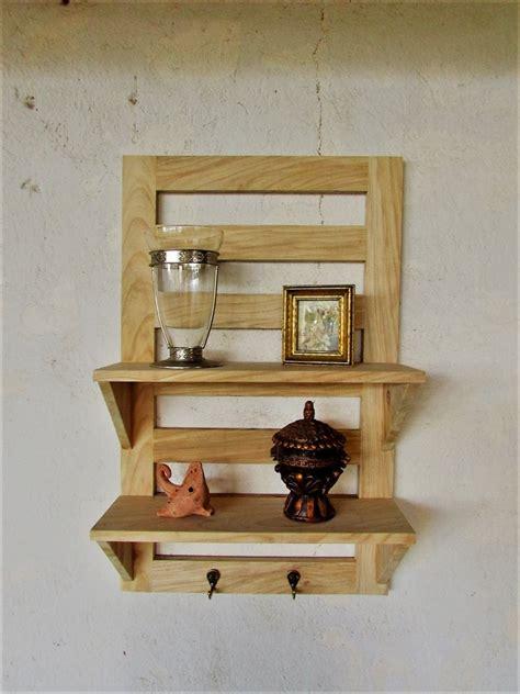 perchero de madera  repisas madera solida varios colores  en mercado libre