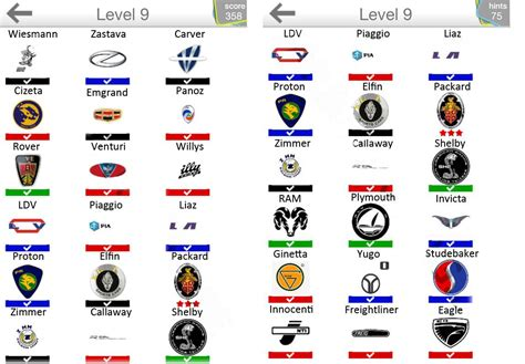 car logos quiz all logos car company logos