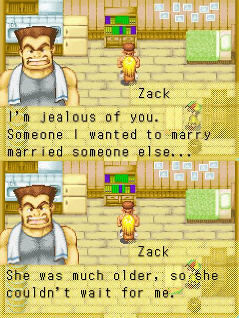 Gantungan Kunci Harvest Moon Karakter Zack zackreaction