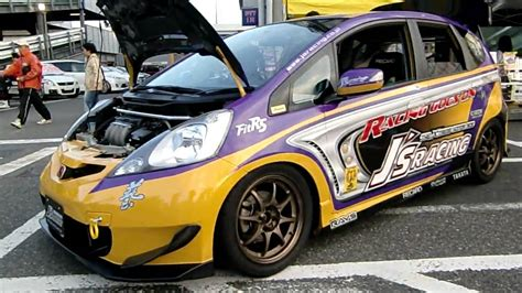 2011 mugen fit jazz rs youtube j s racing fit ge8 youtube