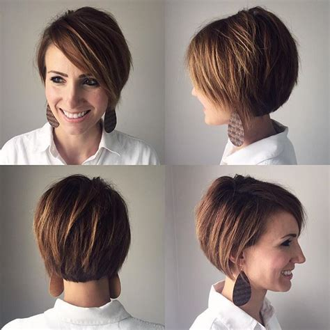 growing short hair to midlenght 360 view of growing out a pixie cut lovely locks