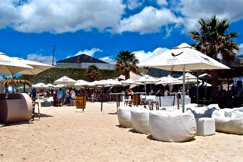 Beer Gardens In Nyc by Grand Caf 233 And Beach Cape Town Gourmadela