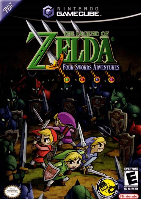 the legend of four swords legendary edition the legend of legendary edition the legend of four swords adventures the nintendo