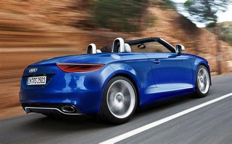 Audi Tts Convertible by 2013 Audi Tts Convertible