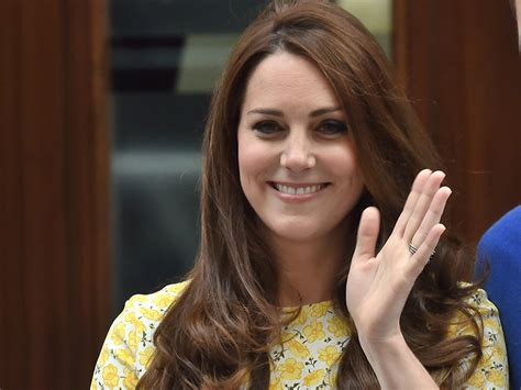 A Comment From Kate by Royal Baby 2 Maquilleurs Coiffeurs Comment Kate
